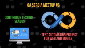 QA Serbia meetup #6 – QA Serbia
